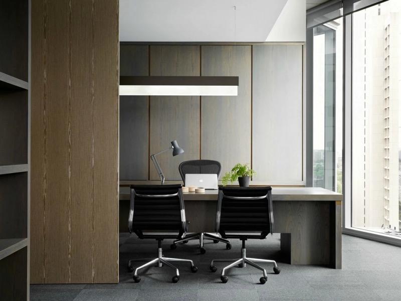 龙华设计公司办公室装修