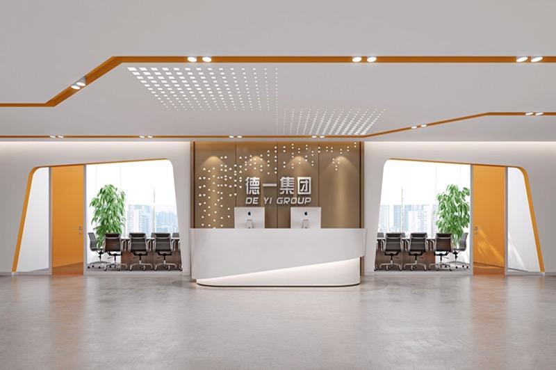 南山物业公司办公室装修