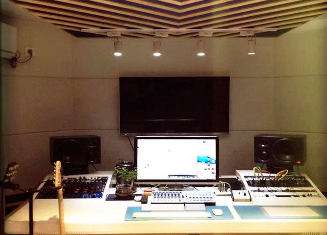 龙华歌手录音棚
