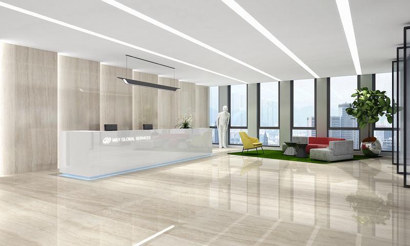 金融新办公室设计装修
